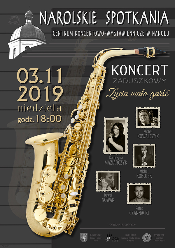 Narolskie Spotkania- II Zaduszki Jazzowe