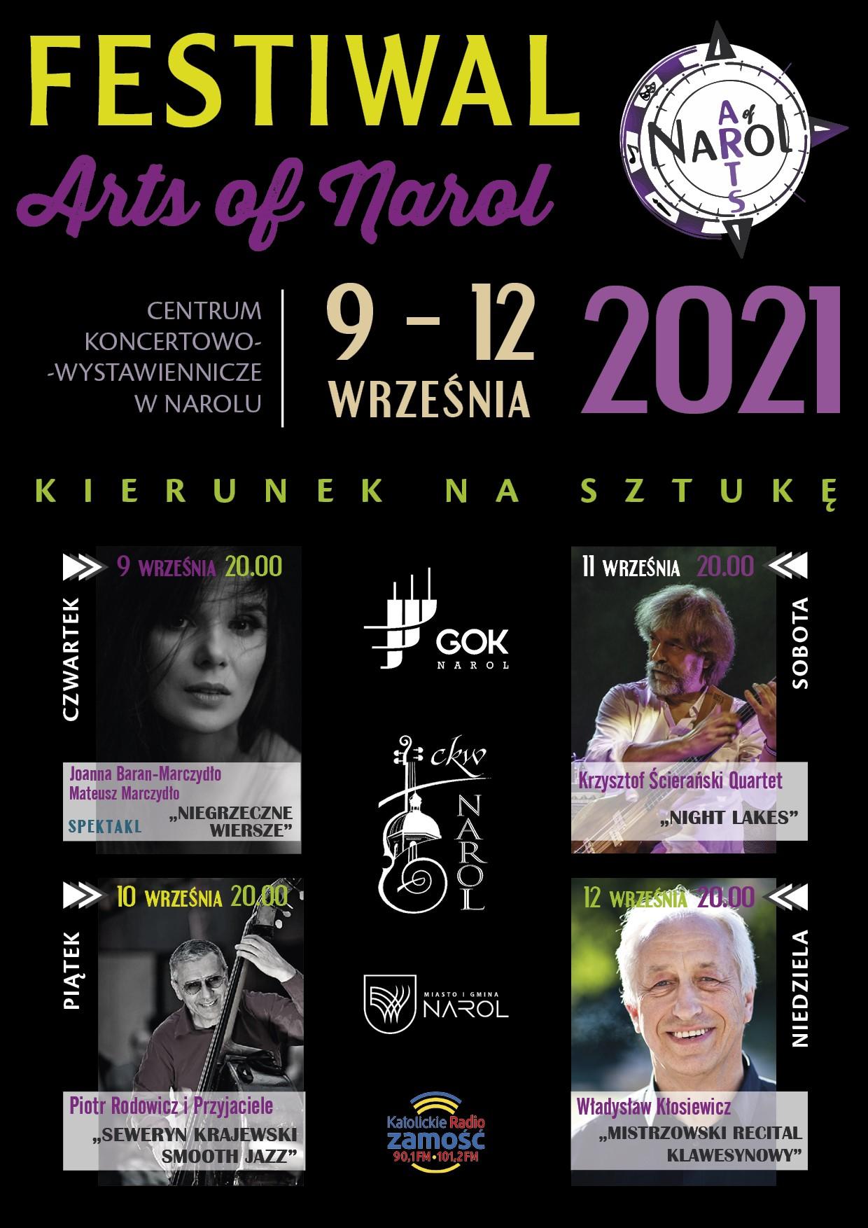 Festiwal Arts of Narol 2021